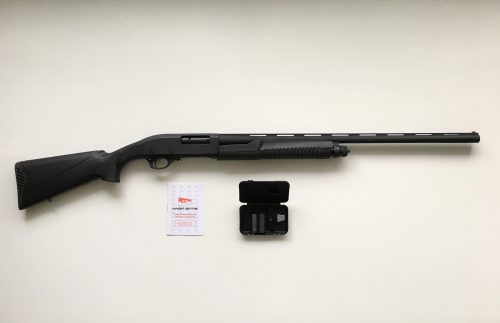 Khan Arms Pump Action Shotgun 12ga
