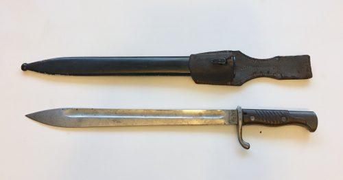 Gewehr 98 Bayonet - Butcher