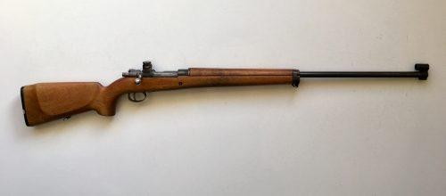 Swedish CG63 Target Rifle