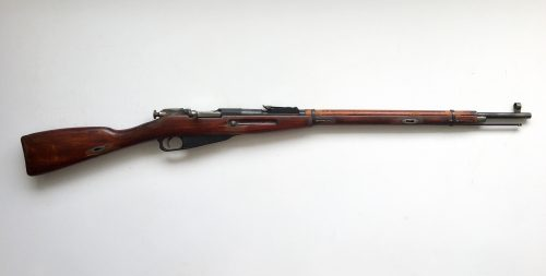 mosin nagant 91/30 hex