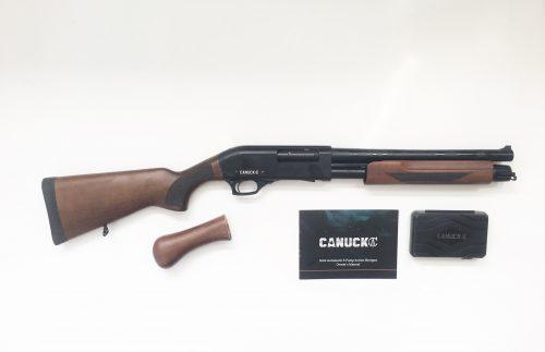 canuck shotgun