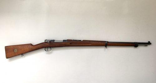 Swedish Mauser M96