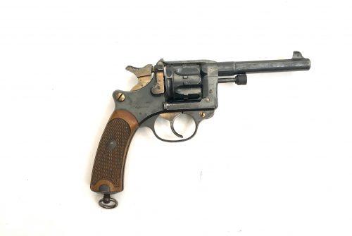 french 1892 revolver