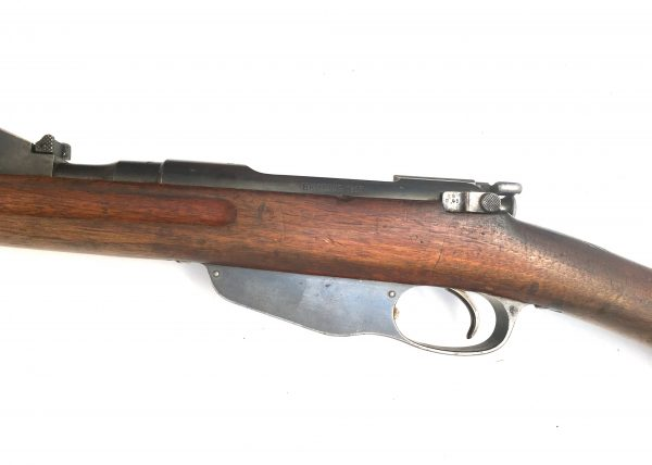 dutch mannlicher carbine