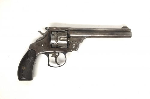 smith wesson double action antique