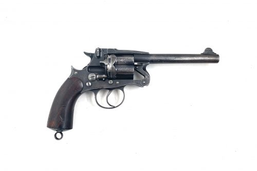 enfield mkII revolver