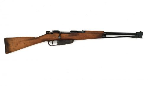 carcano m38 carbine
