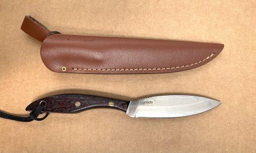 canadian belt knife
