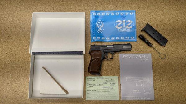 zastava 10mm pistol